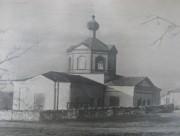 Грабово. Троицы Живоначальной, церковь
