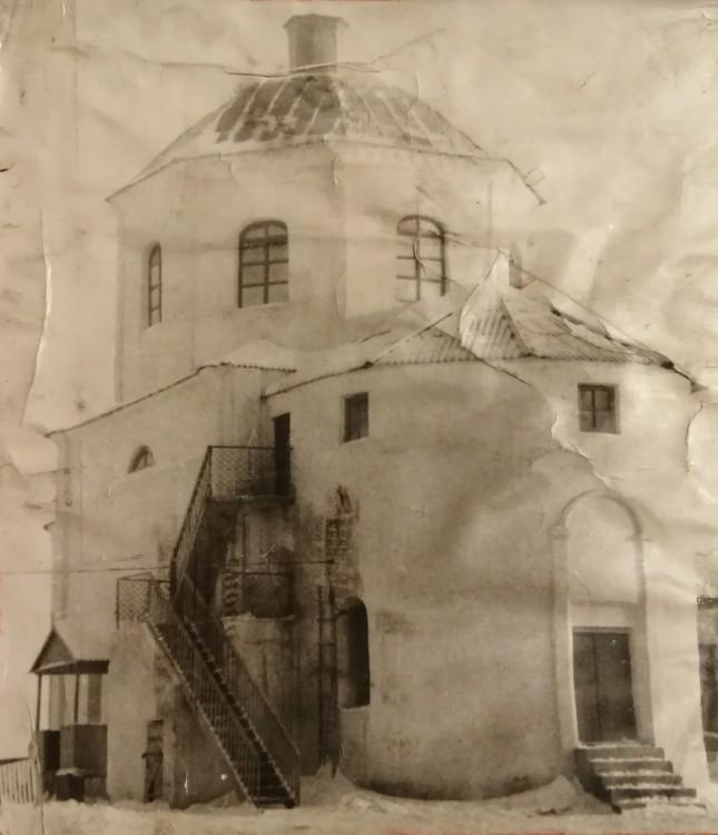 Церковь Богоявления Господня, Петухово, село