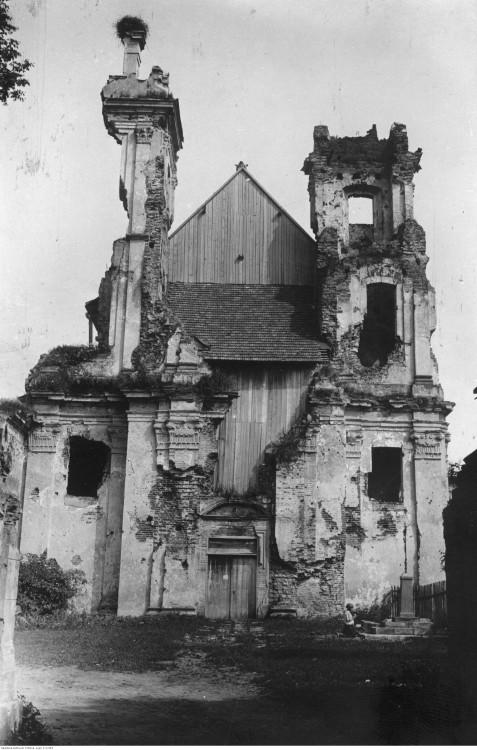 Церковь Петра и Павла, Богородчаны