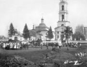Церковь Спаса Преображения - Усть-Река - Сямженский район - Вологодская область