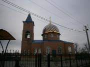 Ольгинская. Успения Пресвятой Богородицы, церковь