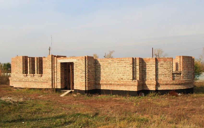 Троицы Живоначальной, молельный дом, Сургут