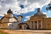 Старовознесенский монастырь - Псков - г. Псков - Псковская область