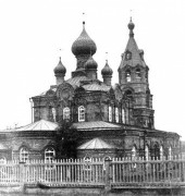 Советско-Никольское. Воскресения Христова, церковь