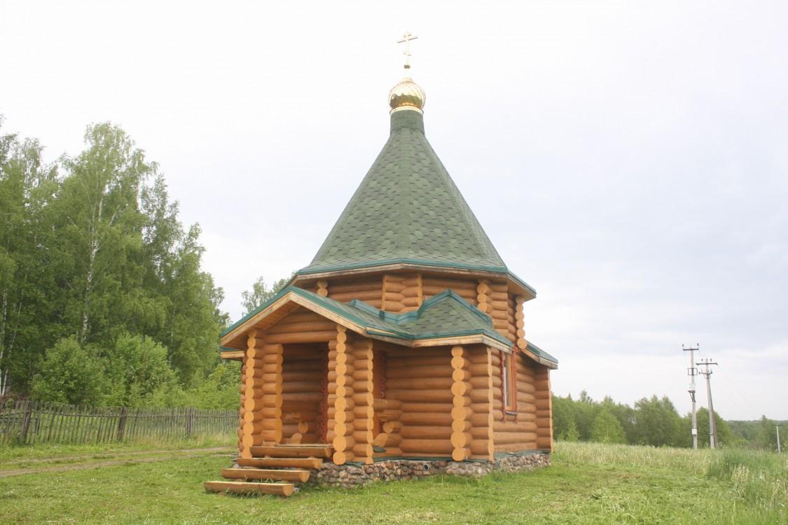 Анастасии Узорешительницы часовня, Моркины Горы