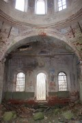 Церковь Спаса Преображения - Польцо - Бежецкий район - Тверская область