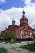 Кизильское. Симеоно-Анненский Кизильский женский монастырь. Церковь Симеона и Анны