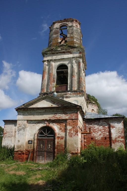 Церковь Успения Пресвятой Богородицы, Рачево