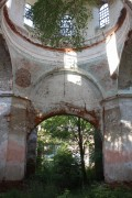 Церковь Троицы Живоначальной - Лесоклинье, урочище - Молоковский район - Тверская область