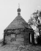 Неизвестная часовня - Егорье - Кувшиновский район - Тверская область
