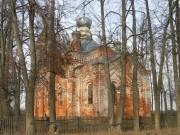 Церковь Троицы Живоначальной - Домовицы - Фурмановский район - Ивановская область