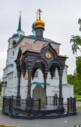 Иркутск. В честь основателей Иркутска, часовня
