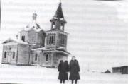 Церковь Покрова Пресвятой Богородицы - Сереж - Назаровский район - Красноярский край