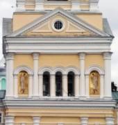 Дивеево. Серафимо-Дивеевский Троицкий монастырь. Колокольня