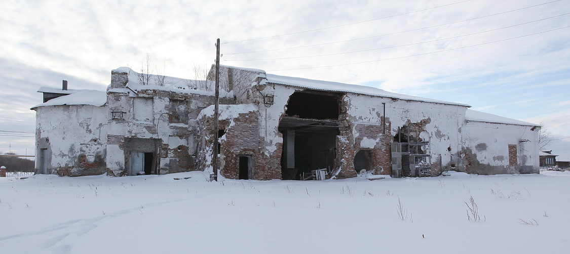 Церковь Петра и Павла, Новопетропавловское