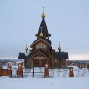 Церковь Вознесения Господня - Паревка - Инжавинский район - Тамбовская область