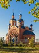 Церковь Казанской иконы Божией Матери - Хобот-Богоявленское - Первомайский район - Тамбовская область