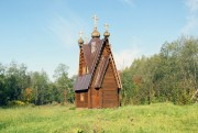 Часовня Параскевы Пятницы - Лепилово - Нерехтский район - Костромская область