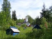 Церковь Николая Чудотворца - Эклутна - Аляска - США
