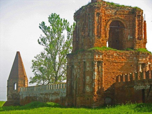Спасо-Преображенский монастырь. Колокольня, Севск