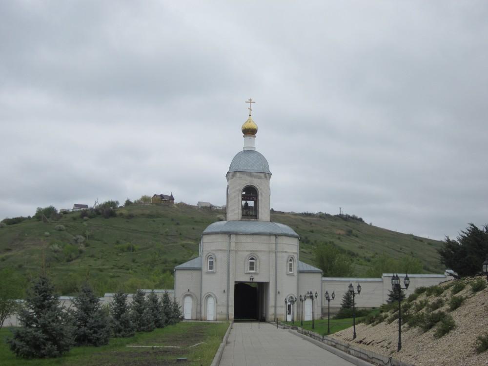 Усть-Медведицкий Спасо-Преображенский монастырь. Колокольня, Серафимович