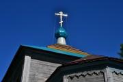 Церковь Спаса Преображения (?) - Погост (Воезеро) - Няндомский район - Архангельская область