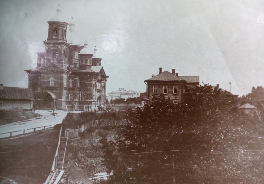Церковь Кирилла и Мефодия на Второй Горе, Казань