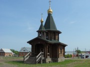 Церковь Рождества Пресвятой Богородицы - Река Дёма - Пономарёвский район - Оренбургская область