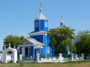Церковь Покрова Пресвятой Богородицы - Верхняя Платовка - Новосергиевский район - Оренбургская область
