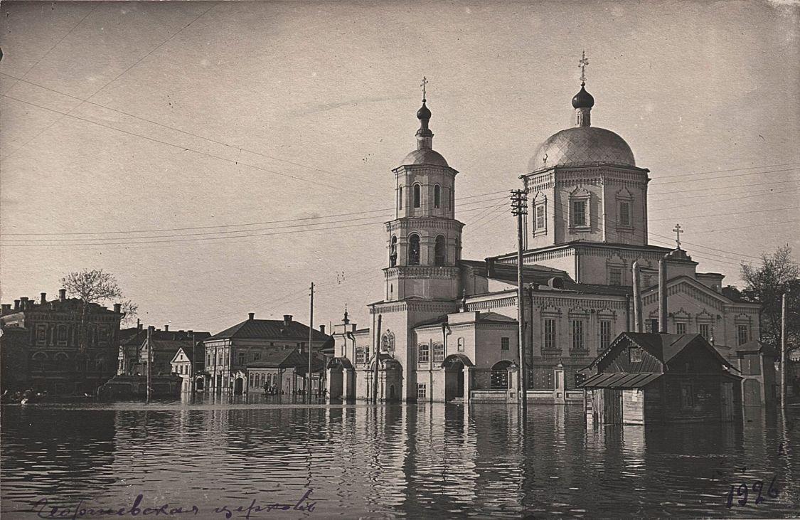 Церковь Георгия Победоносца в Суконной слободе, Казань
