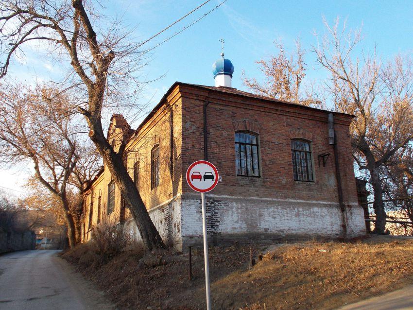 Церковь Усекновения главы Иоанна Предтечи, Увек