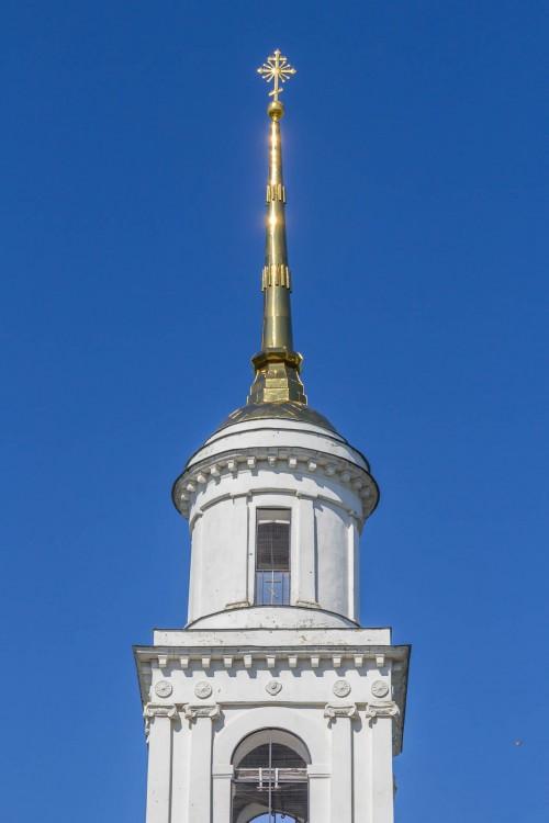 Знаменский монастырь. Колокольня, Елец