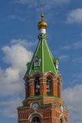 Троекуровский Дмитриевский Иларионовский женский монастырь. Колокольня - Троекурово - Лебедянский район - Липецкая область