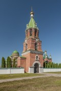 Троекурово. Троекуровский Дмитриевский Иларионовский женский монастырь. Колокольня