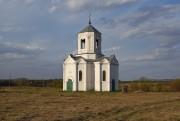 Александровка (Машково-Суренский с/с). Николая Чудотворца, церковь