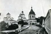 Путивль. Рождества Пресвятой Богородицы Молчанский женский монастырь. Колокольня