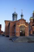 Церковь Тихвинской иконы Божией Матери - Оренбург - г. Оренбург - Оренбургская область