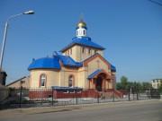 Церковь Казанской иконы Божией Матери в Бёрдах (новая) - Оренбург - г. Оренбург - Оренбургская область