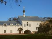Снетогорский женский монастырь. Церковь Иоасафа Снетогорского - Псков - г. Псков - Псковская область