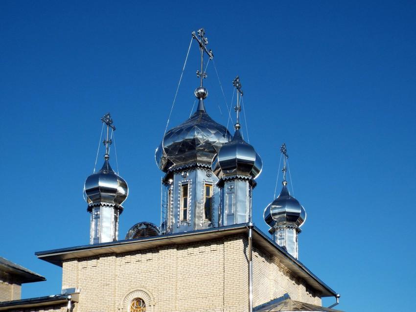 Церковь Троицы Живоначальной, Лениногорск