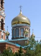 Церковь Спаса Преображения - Обуховка - Азовский район - Ростовская область