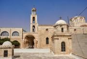 Монастырь Феодосия Великого - Иудейская пустыня, провинция Вифлеем - Палестина - Прочие страны