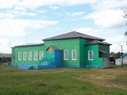 Церковь Воскресения Христова - Важгорт - Удорский район - Республика Коми