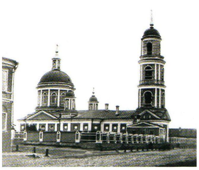Церковь Бориса и Глеба в Плетенях, Казань