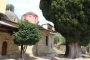 Монастырь Кутлумуш - Афон (Ἀθως) - Айон-Орос (Άγιον Όρος) - Греция