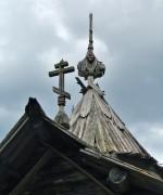Неизвестная часовня - Яблонь-Горка (Яблунь-Горка) - Плесецкий район и г. Мирный - Архангельская область