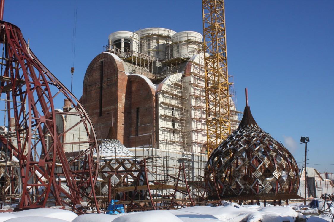 Церковь Николая Чудотворца, Красногорск