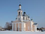 Церковь Воздвижения Креста Господня - Сосновка - Сосновский район - Тамбовская область