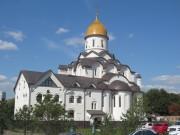 Проспект Вернадского. Александра Невского при МГИМО, церковь
