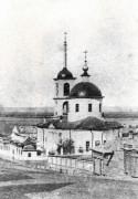 Церковь Успения Пресвятой Богородицы на Вознесенской горе - Самара - г. Самара - Самарская область